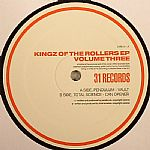 Kingz Of The Rollers EP Volume Three