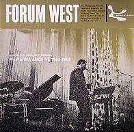 Forum West: Modern Jazz From West Germany (Wewerka Archive 1962-1968)