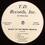 Dance The Music (uncredited Danny Krivit production)