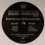 Babu Unreleased Instrumentals
