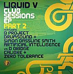Liquid V Club Sessions EP Part 2