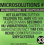 Microsolutions #1 : Microsolutions To Megaproblems