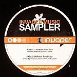 Invader Music Sampler