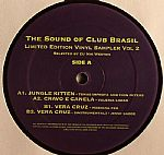 The Sound Of Club Brasil -Limited Edition Sampler Vol 2-Selected by DJ Nik Weston