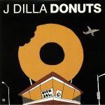 J DILLA aka JAY DEE - Donuts (Donut Sleeve)