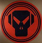 Metalheadz Slipmat (red slipmat with black logo)