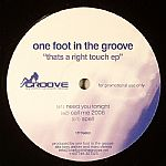 That's A Right Touch EP