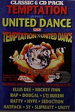 Temptation & United Dance: Friday 30th September 1994 @ Stevenage Arts & Recreation Centre