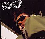 Modern Tech Noises According To Gabry Ponte