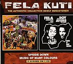 Upside Down/Music Of Many Colours (2 albums on 1 CD)