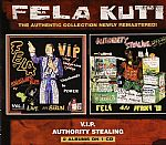 VIP/Authority Stealing (2 albums on 1 CD)