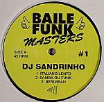 Baile Funk Masters #1