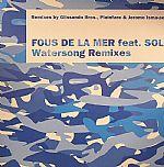 Watersong (remixes)