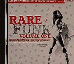 Rare Funk Volume One