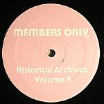 Historical Archives Vol 5