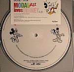 The FIVE CORNERS QUINTET/ELIZABETH SHEPHERD TRIO - Modal Jazz Loves Disney EP