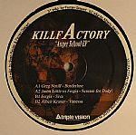 Greg NOTILL/JASON LITTLE vs FERGIS/ALBERT KRANER - Anger Skool EP