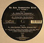 We Are Cosmonote Blue EP Volume 1