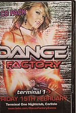 Dance Factory @ Terminal 1 Friday 15th February