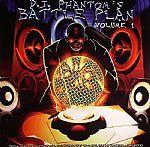 DJ Phantom's Battle Plan Vol 1