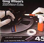 Greg Wilson's 2020 Vision Edits
