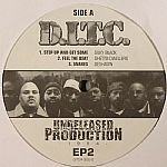 Unreleased Diggin' In The Crates Production 1994 EP 2