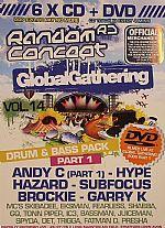 Random Concept Global Gathering Drum & Bass Pack Part 1 Vol 14