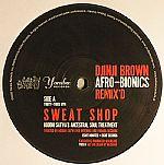 Afro Bionics (remixes)
