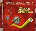 Disco Giants Volume 4: 20 Full Length Disco Classisc Of The 80's