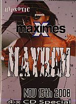 Maximes Mayhem: Nov 15th 2008