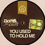 You Used To Hold Me