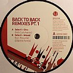 Back To Back (remixes Part 1)