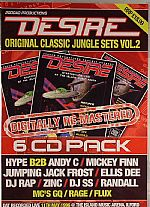 Desire: Original Classic Jungle Sets Vol 2