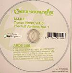 Trance World Vol. 6: The Fulll Versions Vol 1