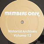 Historical Archives Volume 13