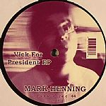 Vick For President EP