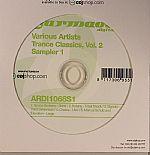 Trance Classics: Vol 2 Sampler 1