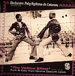 The Vodoun Effect 1972-1975 Volume One: Funk & Sato From Benin's Obscure Labels