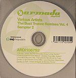 The Best Trance Remixes Vol 4: Sampler 2
