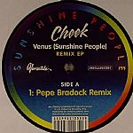 Venus (Sunshine People): Remix EP
