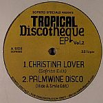 Tropical Discotheque EP Vol 2