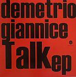 Demetrio GIANNICE - Talk EP