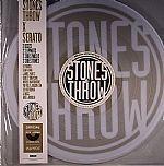 Stones Throw X Serato (2 control vinyl discs, 2 slipmats, 2 sides music)
