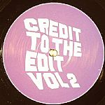Credit To The Edit Vol 2: Vinyl 1