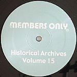 Historical Archives Volume 15