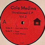 Unreleased EP: Vol 2
