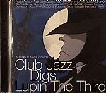 Tatsuo Sunaga Presents Club Jazz Digs Lupin The Third