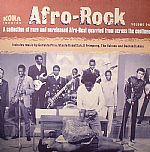 Afro Rock Volume 1: A Collection Of Rare & Unreleased Afro Beat Quarried From Across The Continent