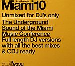 Miami 10 Unmixed For DJ's Only