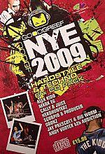 Goodgreef NYE 2009: Hardstyle & Techno